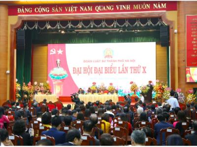 Luật sư của Hà Nội Luật được Đoàn Luật sư TP. Hà Nội chọn làm đại biểu chính thức dự Đại hội đại biểu Luật sư toàn quốc